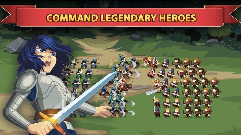 骑士与荣耀战术战斗模拟器图4