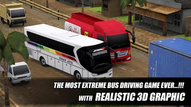 Telolet巴士驾驶3D 图1