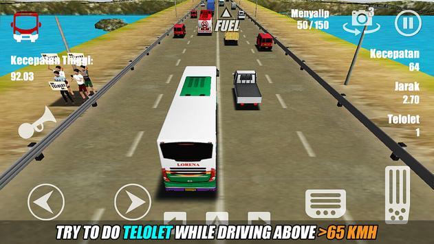 Telolet巴士驾驶3D 图3