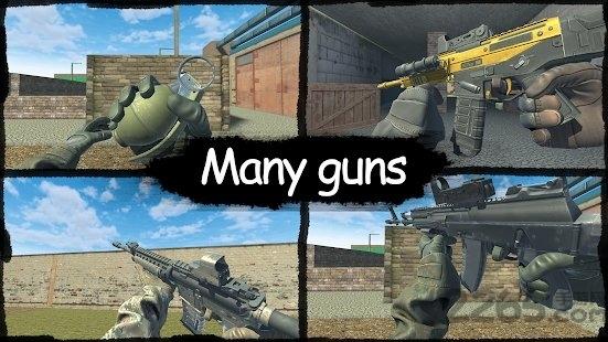 操控射击cs图1