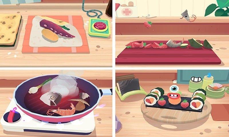 米加世界美食图1