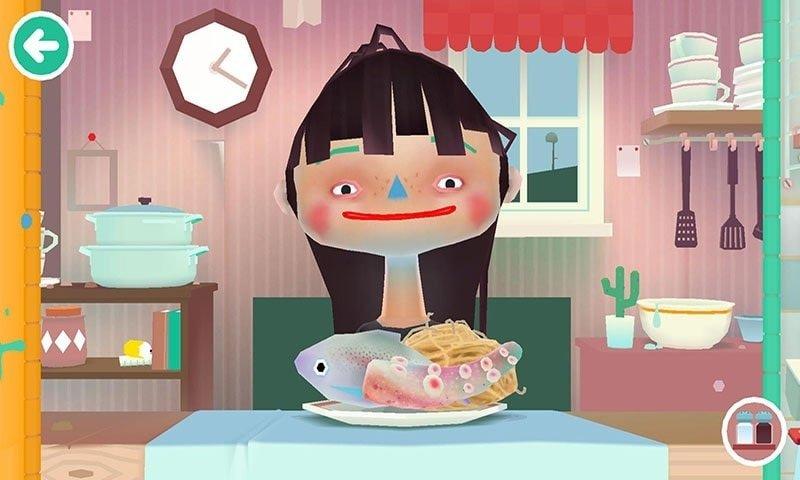 米加世界美食图2