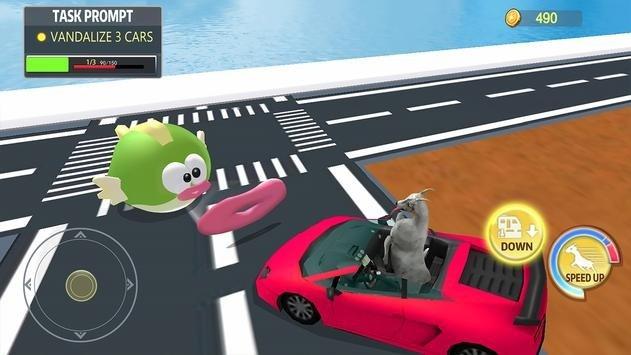傻山羊模拟器图3