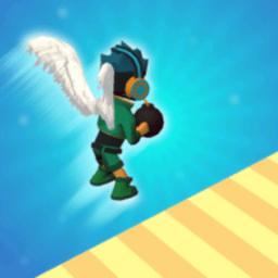 炸弹飞行游戏(bomb flight)