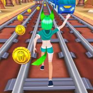 动漫地铁跑酷3D