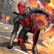 超级忍者英雄战斗