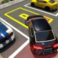 模拟停车场3D