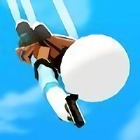 跳伞比赛游戏