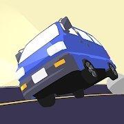 小型货车漂移转弯