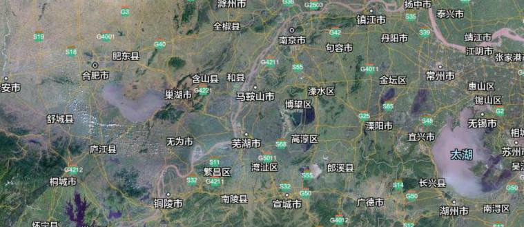 可以看到实景的地图软件