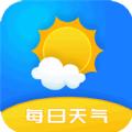 每日实时天气app