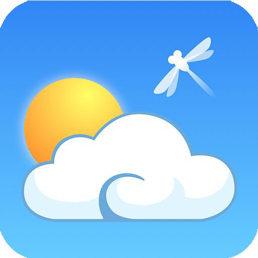 随手天气预报app
