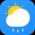 轻简实时天气app