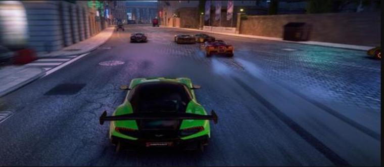 高画质赛车驾驶游戏