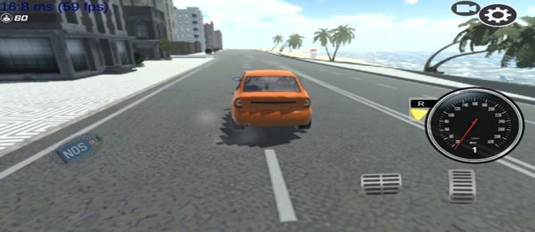 自由驾驶模式游戏
