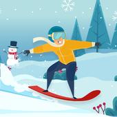 雪橇上的滑雪大师v0.7
