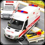 救护车紧急救援模拟器