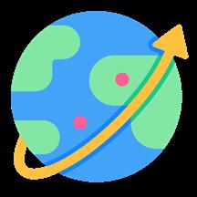 百斗卫星互动地图app