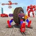 蜘蛛轮机器人