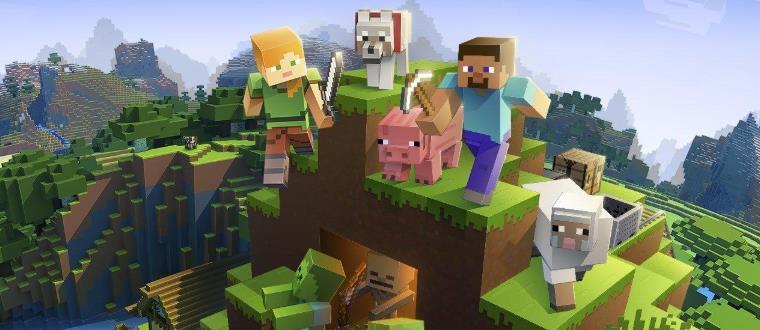 挖矿砍树造房子游戏